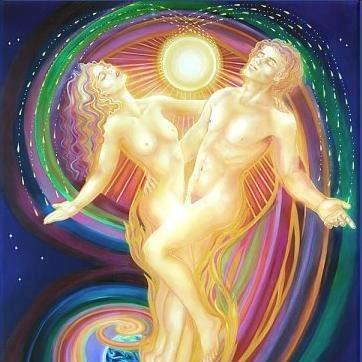 Remote sexuality for twin flames